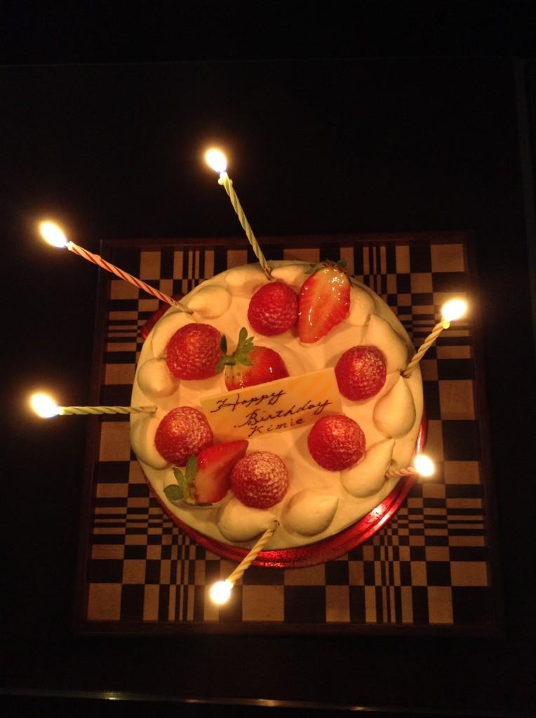 本日のケーキ♪NAOKI